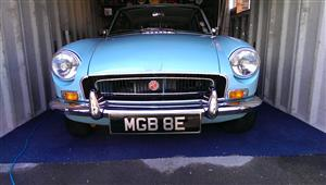 Image of MGB 8E
